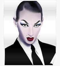 Violet Chachki- Lady Boy. Poster