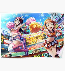 Love Live! Sunshine!! - Cheer Our Hearts Out!! Poster