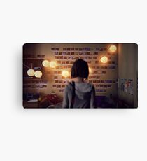 Life is Strange Wallpaper Canvas Print