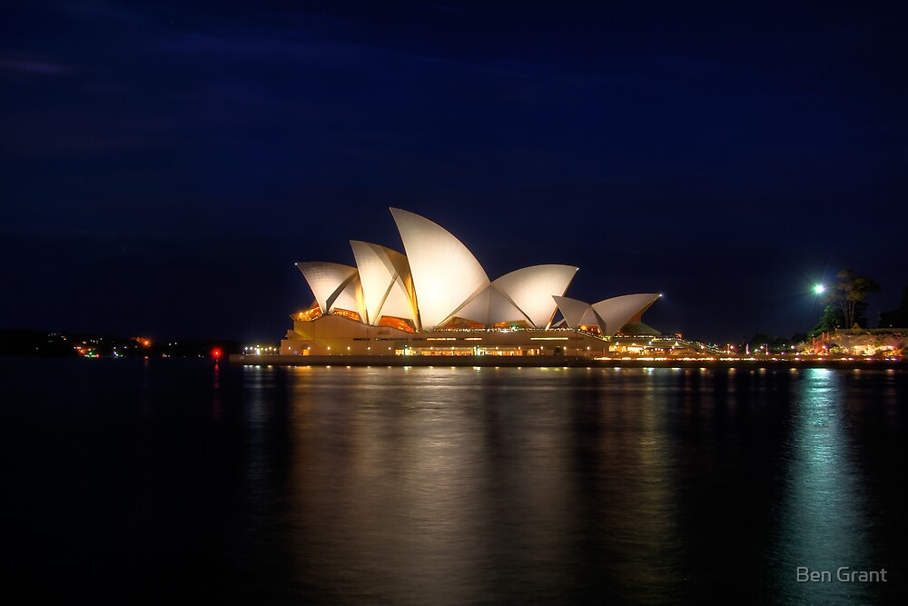 Sydney Opera House by Ben Grant
