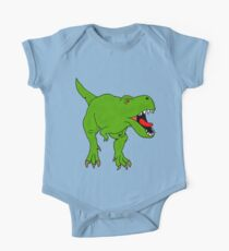 Awesome T-Rex One Piece - Short Sleeve