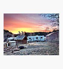 Camping World Photographic Print