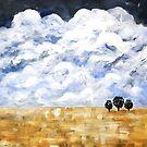 Prairie Storm by Josie Duff