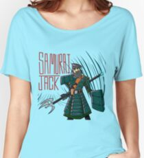 samurai jack tv show Women's Relaxed Fit T-Shirt