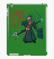 samurai jack tv show iPad Case/Skin
