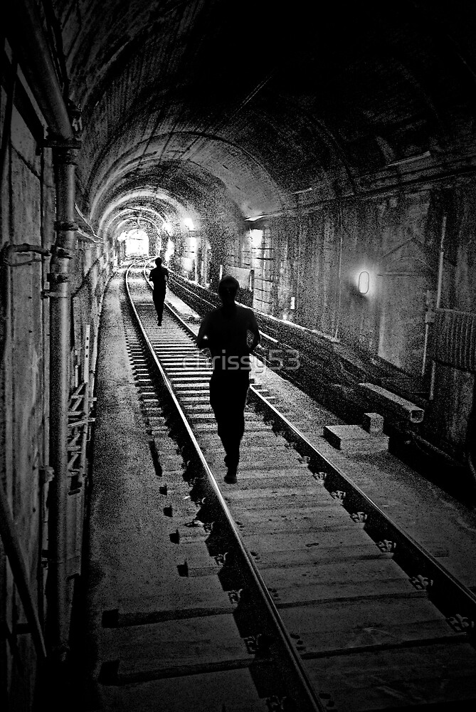Light at the End of the Tunnel by chrissy53