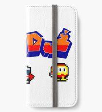 Dig Dug iPhone Wallet/Case/Skin