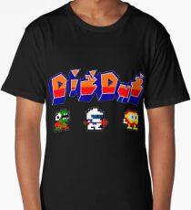 Dig Dug Long T-Shirt