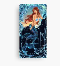 Siren. Canvas Print