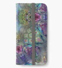Crystalline Reflections 8 iPhone Wallet/Case/Skin