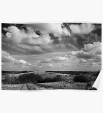 Fulletby Landscape #10 Poster