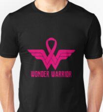 Breast Cancer Wonder Warrior T-shirts Unisex T-Shirt