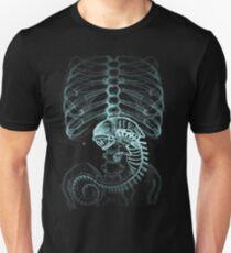 X-ray Alien Unisex T-Shirt