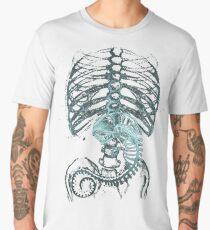 X-ray Alien Men's Premium T-Shirt