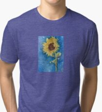 Sunflower Daze 2 Tri-blend T-Shirt