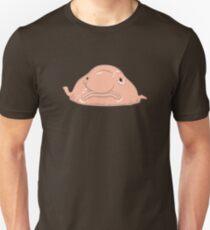Blob Fish Funny Face Fish  Unisex T-Shirt