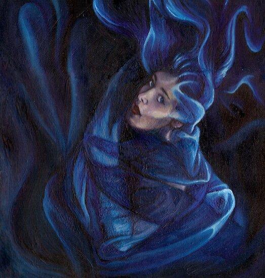 She's Water by Paula Stirland