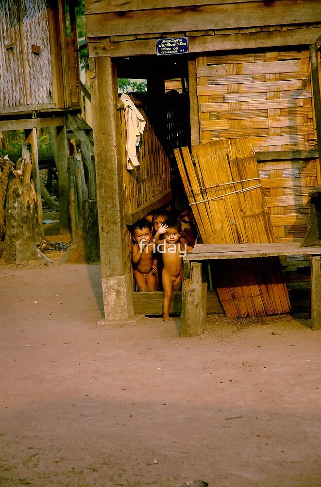little people by Amagoia  Akarregi