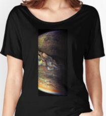Surfing Jupiter Women's Relaxed Fit T-Shirt