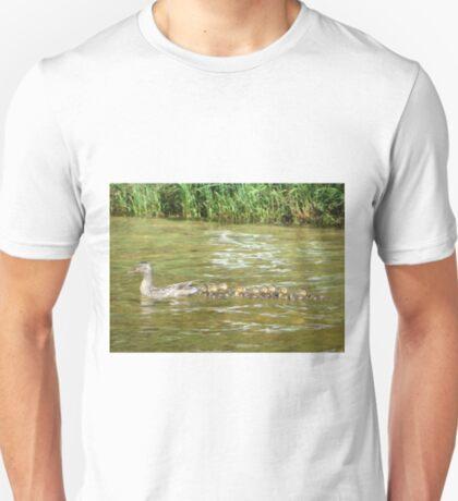 A Dozen Ducklings T-Shirt