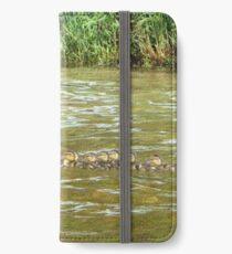 A Dozen Ducklings iPhone Wallet/Case/Skin