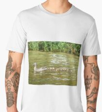 A Dozen Ducklings Men's Premium T-Shirt