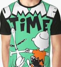 Its Summer Time Graphic T-Shirt