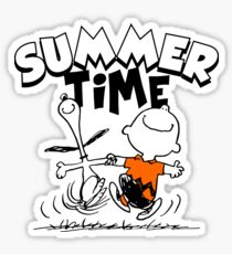 Its Summer Time Sticker