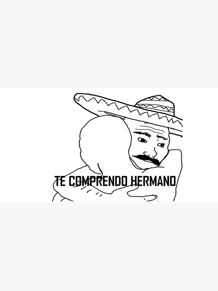 Te Comprendo Hermano Meme I know that feel bro by godtiermeme