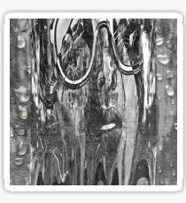 Rain Rain Rain Sticker