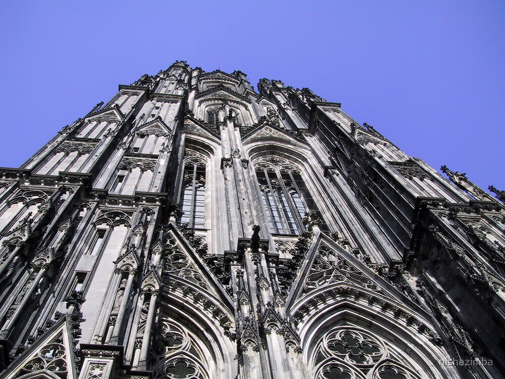 Gothic Cathedral by nishazimba