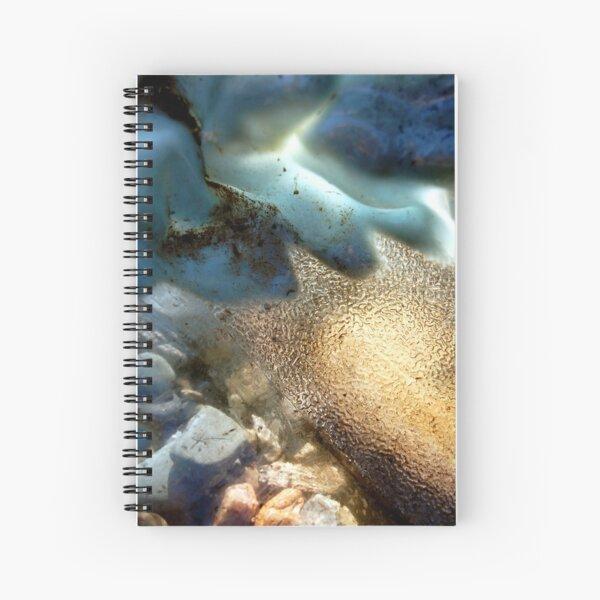 Sea-Through Spiral Notebook