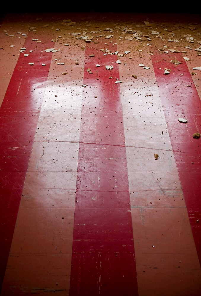 red floor by rob dobi