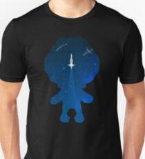 Kleiner Astronaut Slim Fit T-Shirt