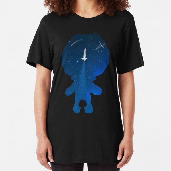 Little Astronaut Slim Fit T-Shirt