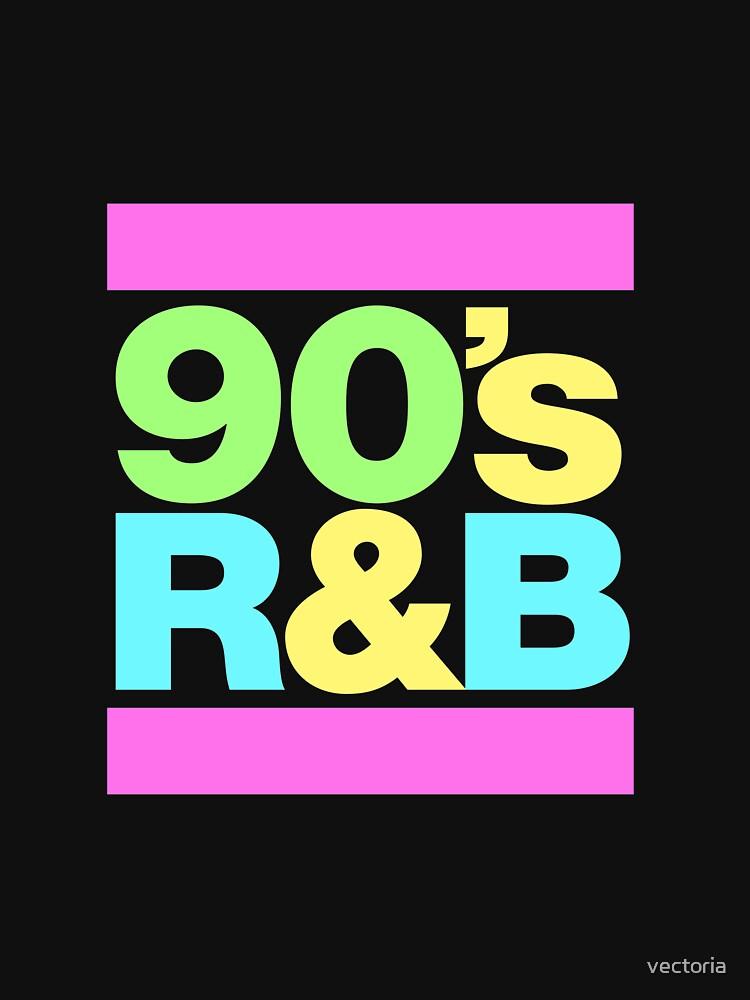 TShirtGifter presents: 90s RNB | Women's T-Shirt