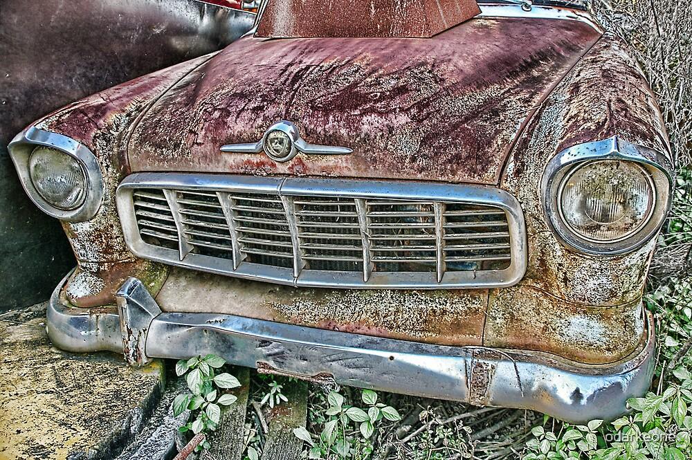 Rusty FE  by odarkeone