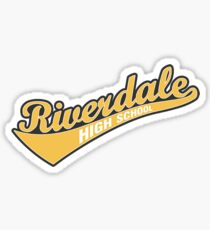 Riverdale High school Logo Sticker