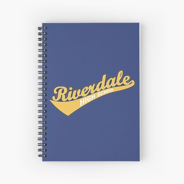 Logotipo de Riverdale High School Cuaderno de espiral