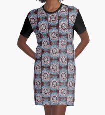 Grateful dead Graphic T-Shirt Dress