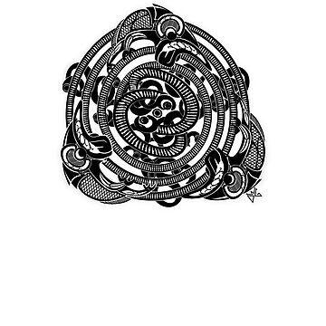 tuatara - slow tumble by dennis-gaylor