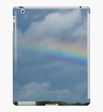 Brent Rainbow iPad Case/Skin