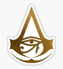 Assassins Creed Origins Logo  Sticker