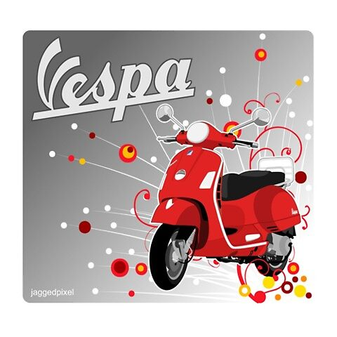 Vespa by jaggedpixel