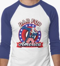Funny Dabbing Uncle Sam 4th of July Independence Day T-shirt T-Shirt