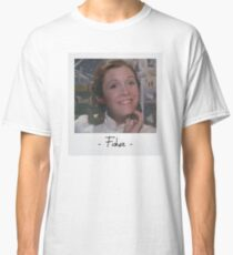 Carrie Fisher Polaroid Classic T-Shirt