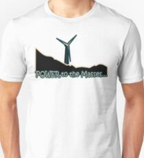 Power to the Masses T-Shirt