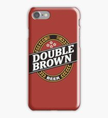 Double Brown - Nectar of the Gods iPhone Case/Skin
