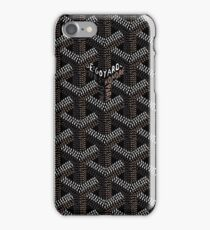 goyard origin iPhone Case/Skin