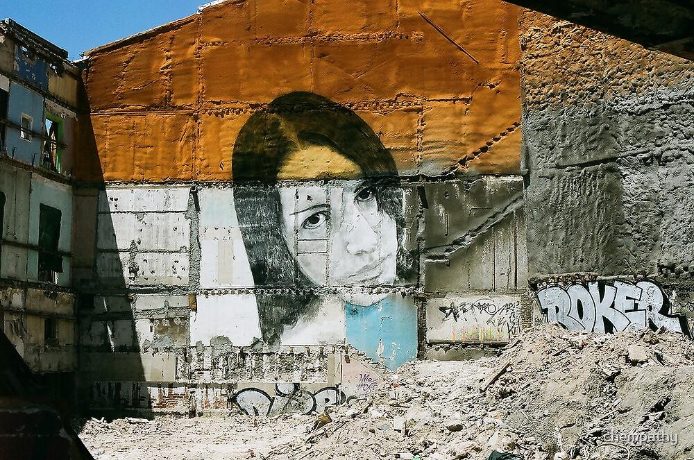 wall by chempathy